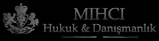 mıhcı hukuk bürosu logo