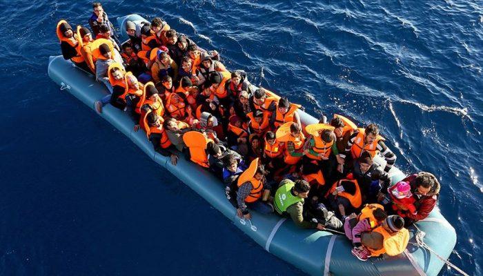 göçmen kaçakçılığı suçu
