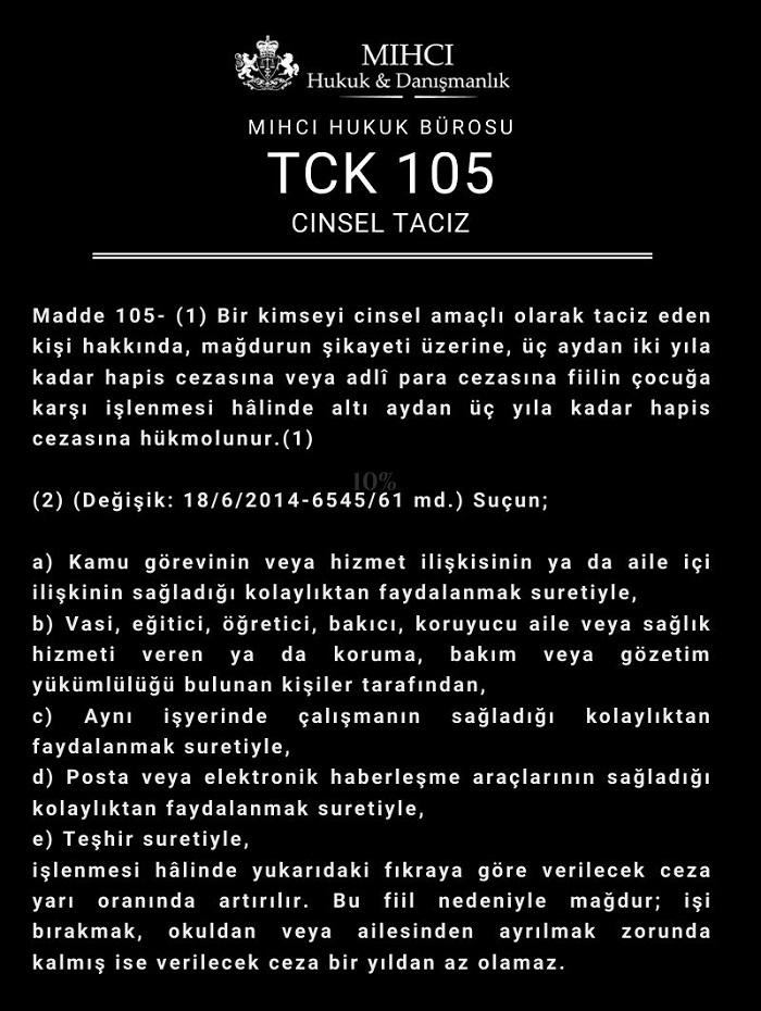 tck 105
