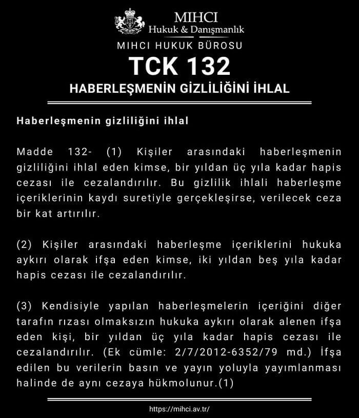 TCK 132