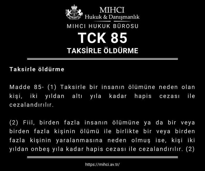 TCK 85