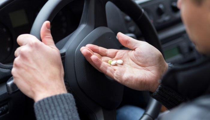 Uyuşturucuyla araba kullanma cezası