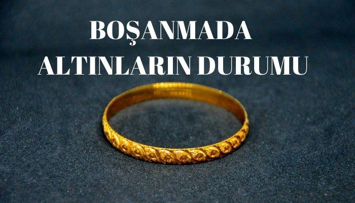 Boşanırken altınlar kimde kalır?